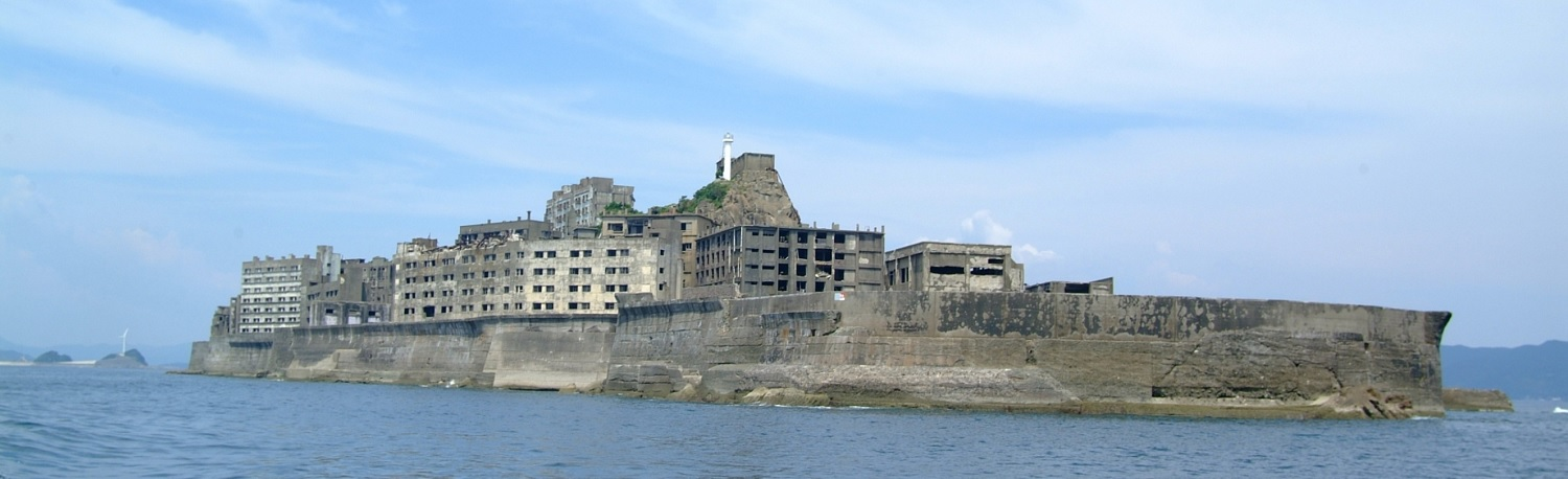 Hashima (Gunkanjima), A Unique Industrial World Forgotten by Time