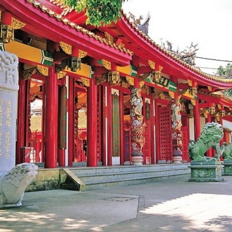 Nagasaki Confucian Shrine and Historical Museum of China