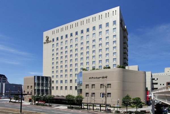 This hotel is perfect for business and tourism, located in by Nagasaki station