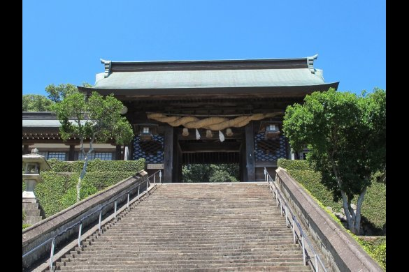 Suwa Shrine Course